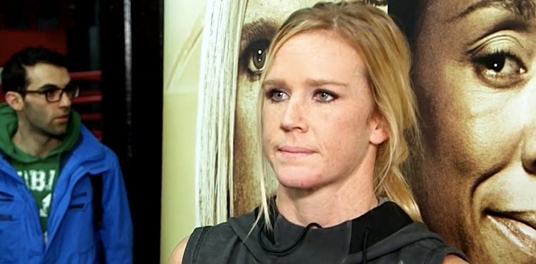 Holly Holm files appeal of UFC 208 decision