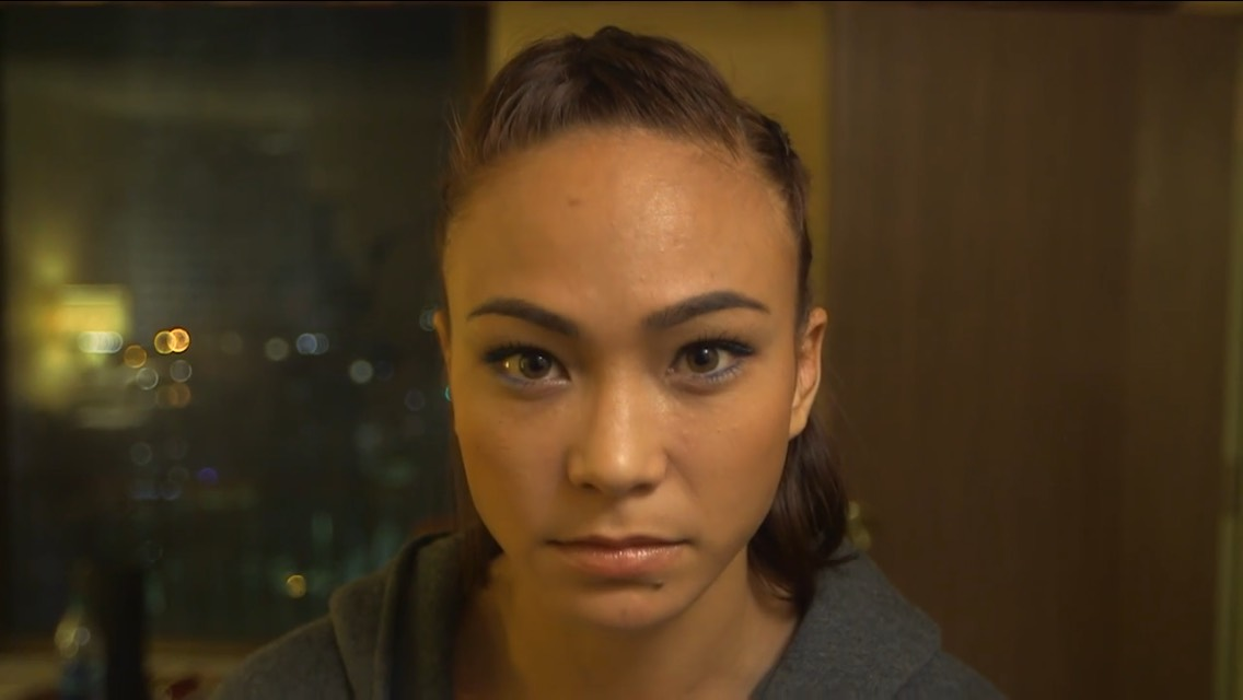 Michelle Waterson: The Power of Beauty