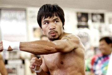 Manny Pacquiao wants to know who his next opponent should be