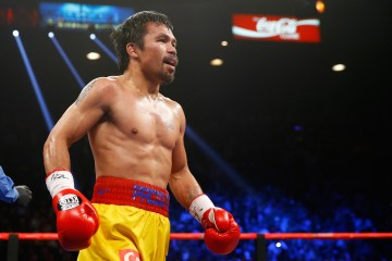 Manny Pacquiao's next fight could be a Problem