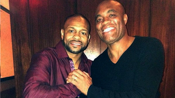 Roy Jones Jr. wants to fight Anderson Silva, in co-main event of Floyd vs Conor.