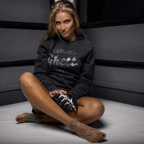 Russian model turned fighter, Anastasia Yankova returns at Bellator 176. MikeSwick.com