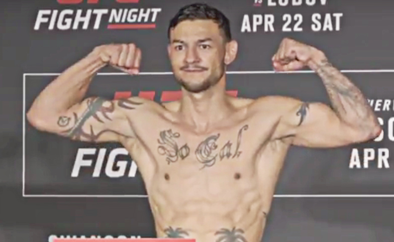 Early weigh-in results for Fight Night Nashville: Swanson vs Lobov