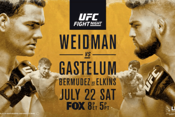 UFC on FOX 25 Recaps and Results