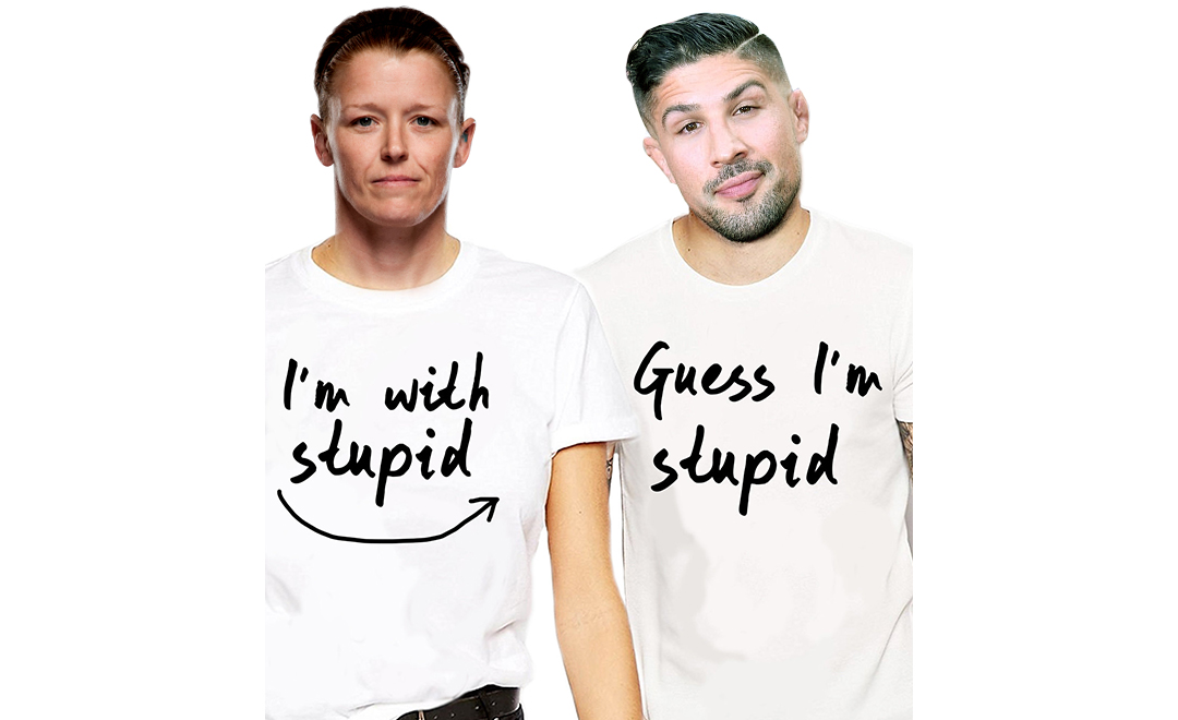 Evinger not keen on Schaub and his opinion.