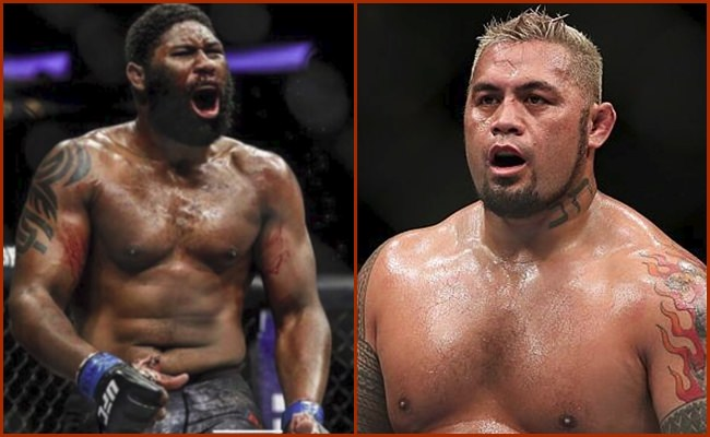 Mark Hunt set to face off with Curtis Blaydes at UFC 221 in Perth, Australia