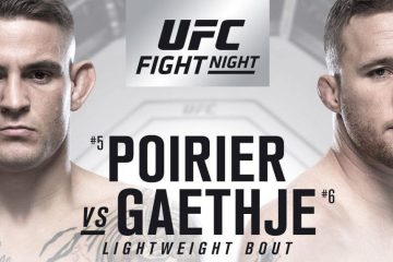 UFC on FOX 29 Results