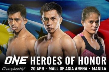 One FC Heroes of Honor