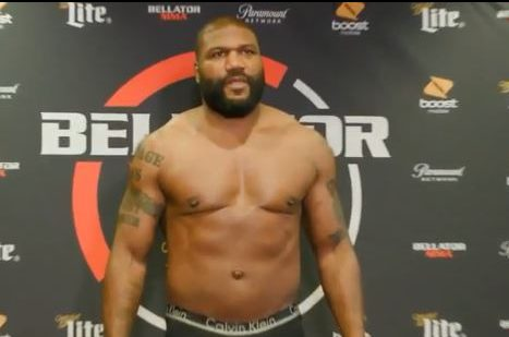 Bellator 206 Weigh ins are a wrap, Rampage comes in at 254 lbs