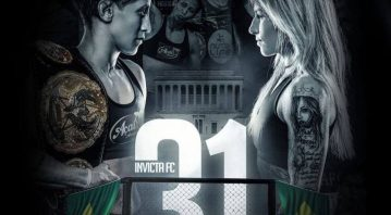 Invicta FC 31 Event Results