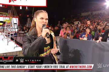 ronda-rousey-arrived-fight-monday-night-raw-talk