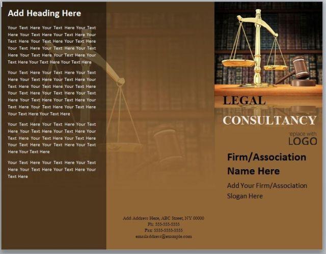 Company Brochure Template 02