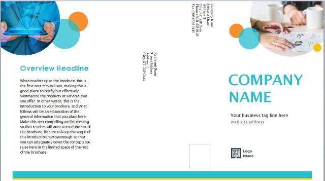 Company Brochure Template 06