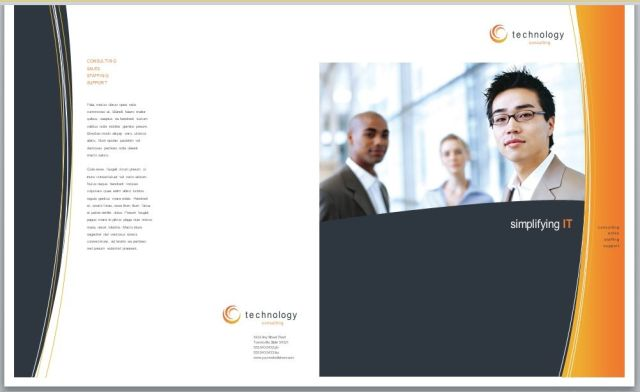 Company Brochure Template 16