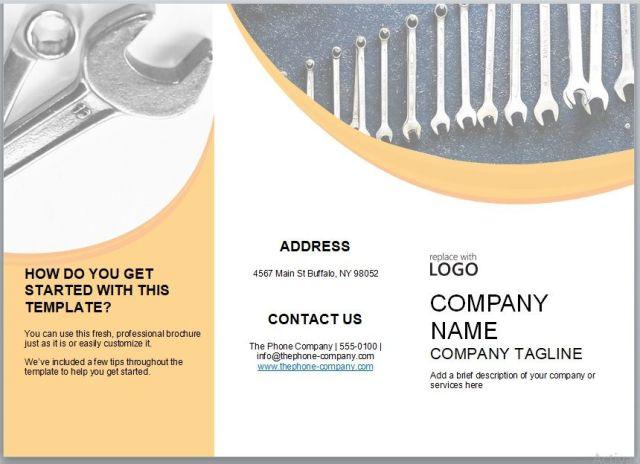 Company Brochure Template 21