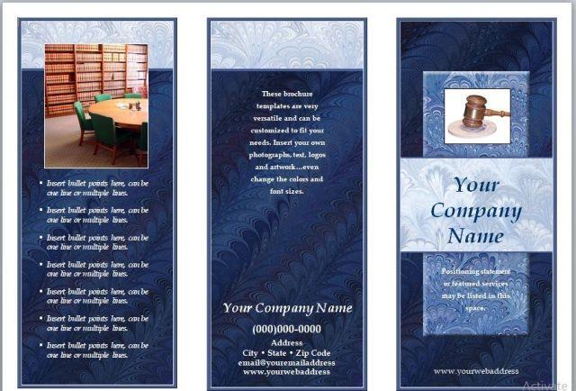 Company Brochure Template 25