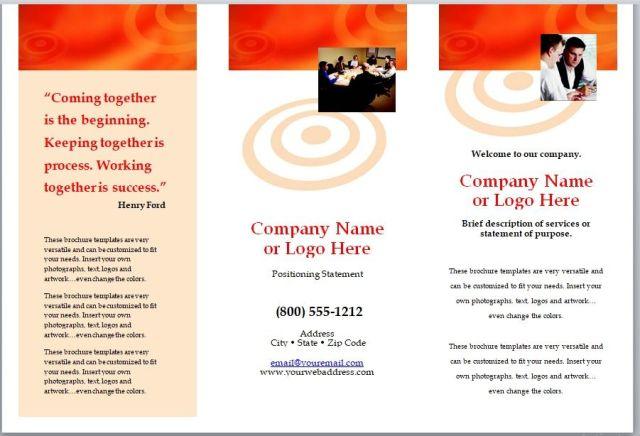 Company Brochure Template 26