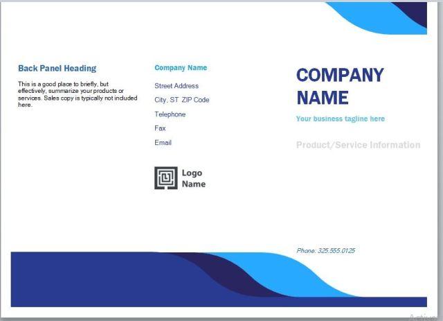 Company Brochure Template 27