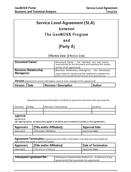 Service Agreement Template 11