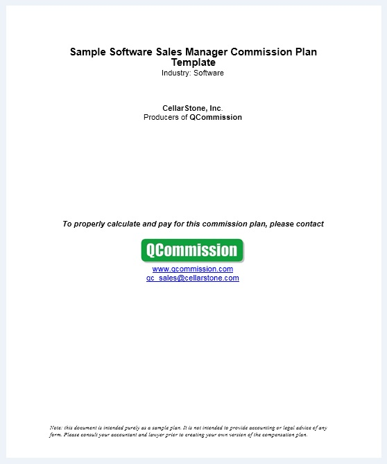 Commission agreement template 17