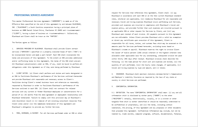 Consultancy Agreement Template 12..