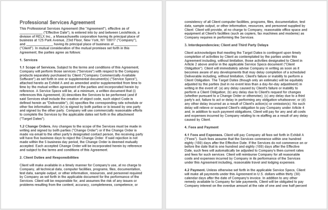 Consultancy Agreement Template 15..