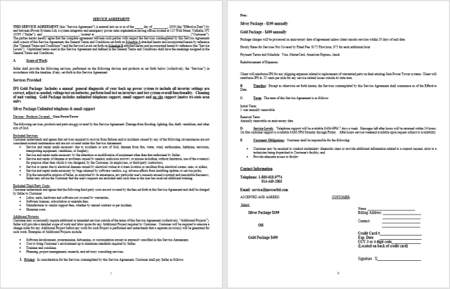 Consultancy Agreement Template 21.