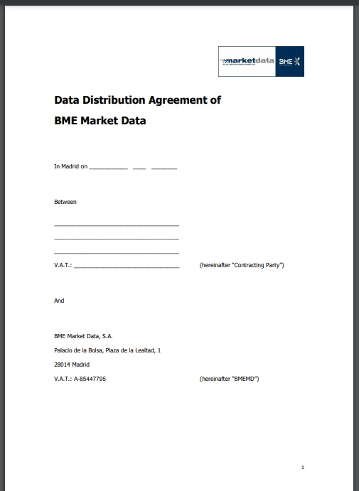 Distribution agreement template 16..