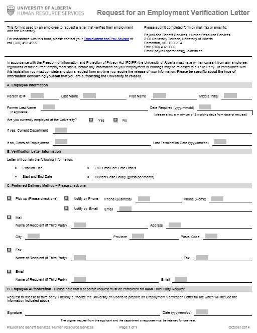 Income Verification Letter Sample 04