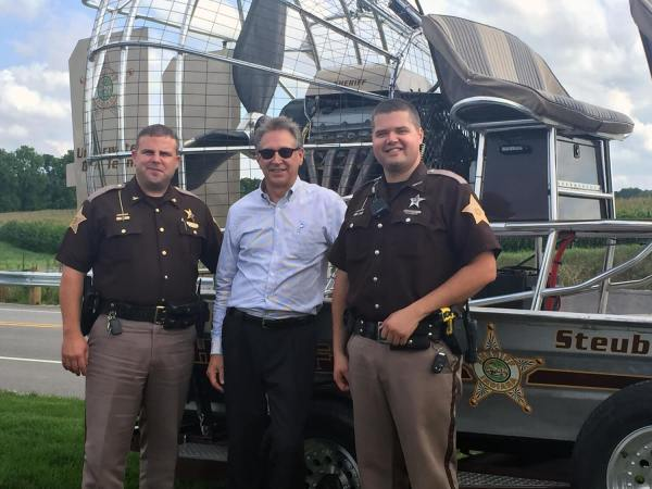Rib Fest Fundraiser and Honor for Steuben County Sheriff's ...