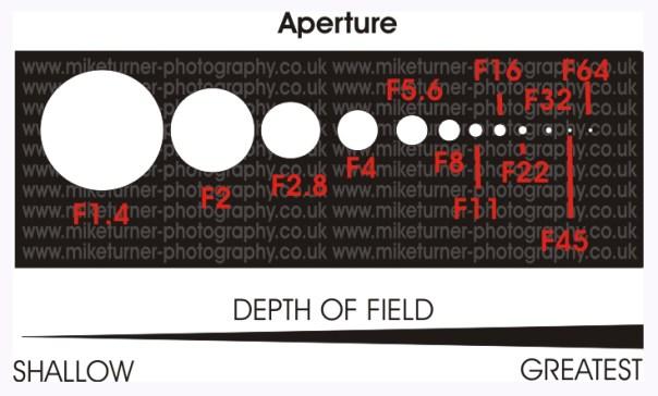 depth of field illustration