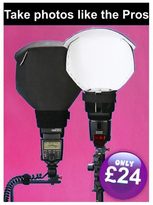 buy a flash diffuser at Mike Turner Photography
