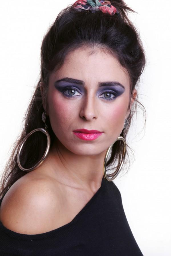 80s makeup 2