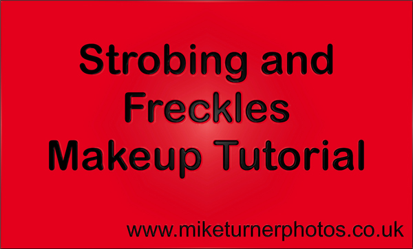 stobing and freclles makeup tutorial