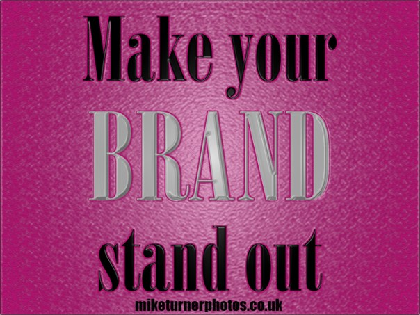 Mike Turner Photography: Make your brand stand out