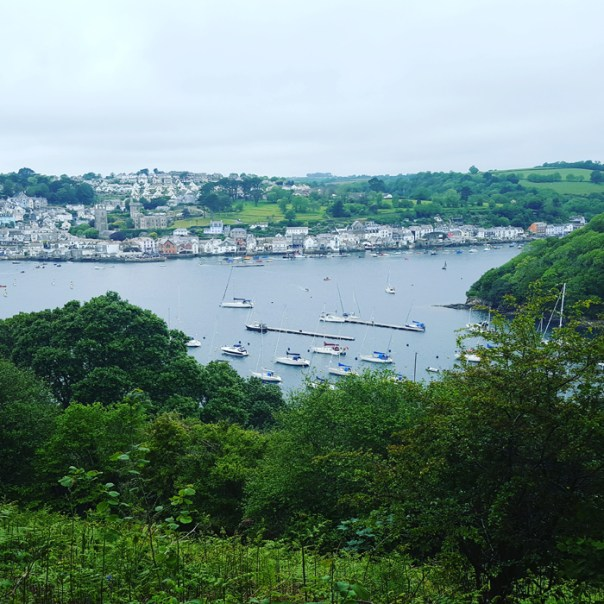 photos of polruan cornwall by Mike Turner photography
