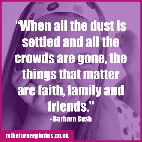 when all the dust settles family is all - Mike Turner Photography