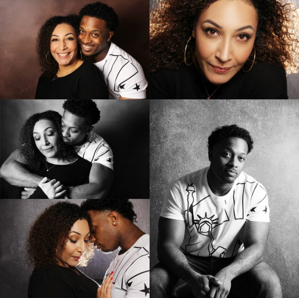 couples collage at Mike Turner photography
