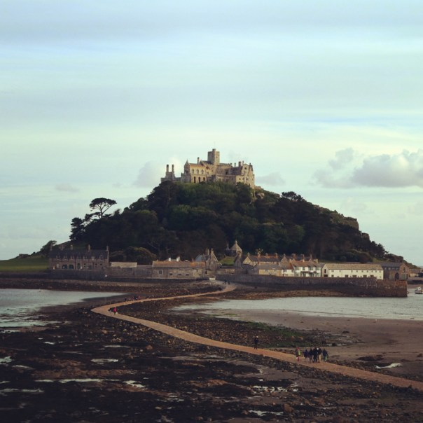 st michaels mount cornwall by Mike Turner Photography