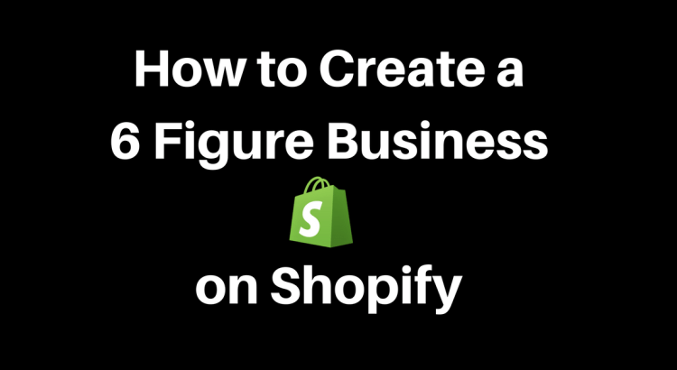 shopify set up