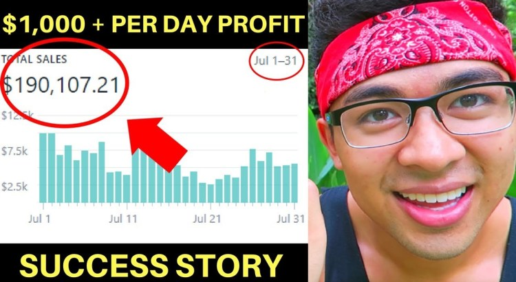 Sam Shopify Success Story