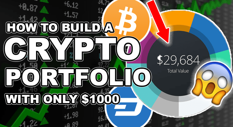 how to build a crypto portfolio