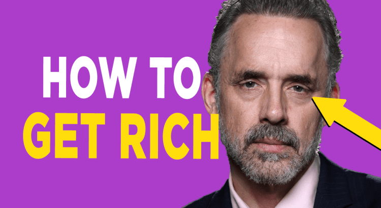 How Jordan Peterson Got Rich