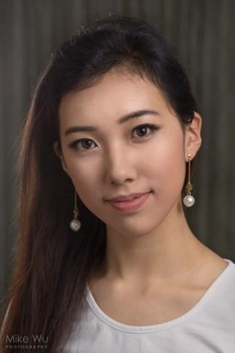 headshot portrait vancouver model photograph