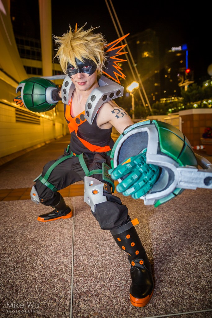 Boko no Hero Academia, anime, cosplay