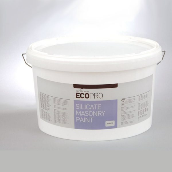 Earthborn Silicate masonry paint