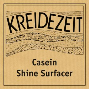 Kreidezeit Casein Shine Surfacer