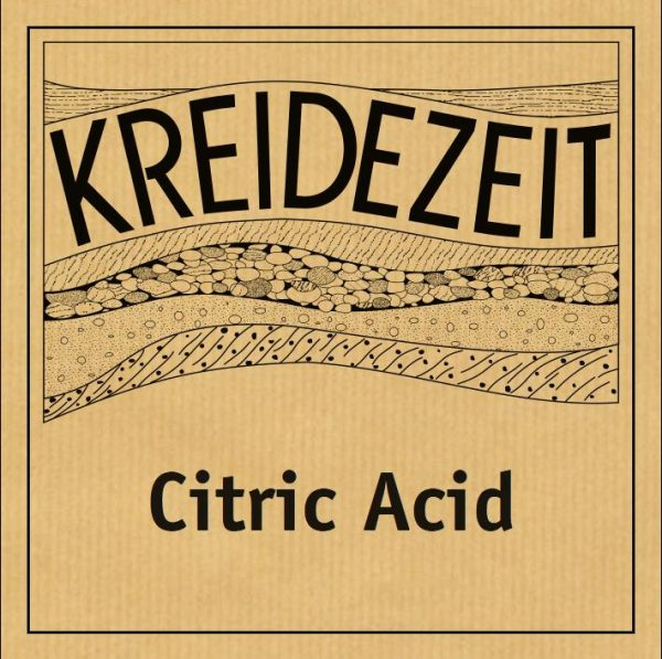 Kreidezeit Citric Acid