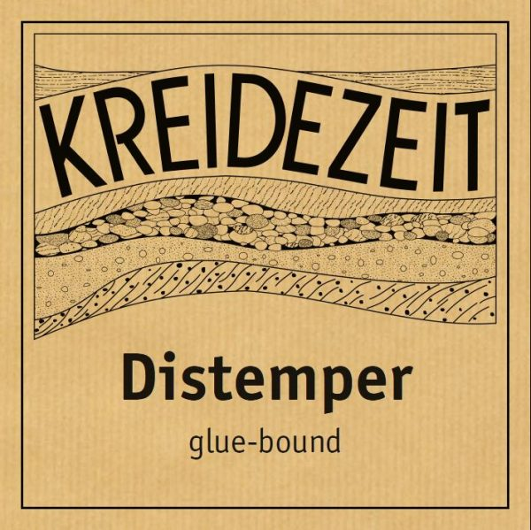 Kreidezeit Soft Distemper Paint