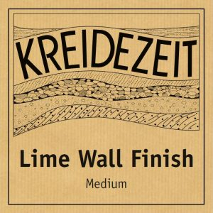 Kreidezeit Lime Wall Finish